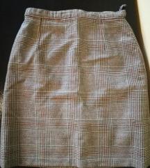 Karirana suknja M