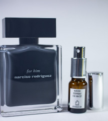 Narciso Rodriguez for Him edt - Dekant 5/10ml