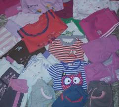 Garderoba za devojcicu od godinu dana