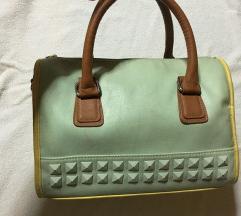 Zeleno zuta torba