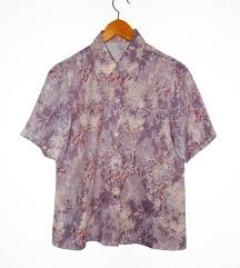 Floralna vintage košuljica