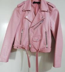 PRODATO Zara kozna jakna