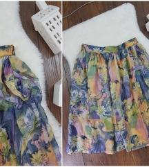Italy * M * lagana 100% SVILA suknja