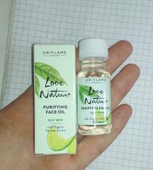 Love Nature ulje za čišćenje lica