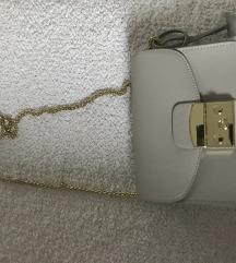 Mala sivo zlatna torbica-Nova