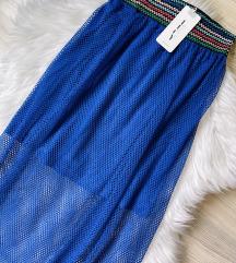 Plava Italy suknja NOVA sa et.