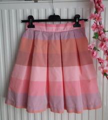 Snizeno! Pink suknja