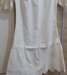 Bela boho haljina iz Spanije
