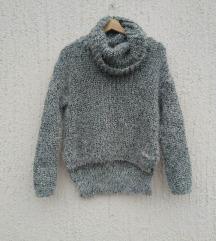 Čupavi džemper deblji - SNIŽENO 500 din