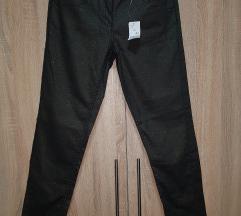 Braon pantalone nove