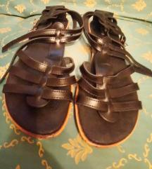 Prelepe crne sandale