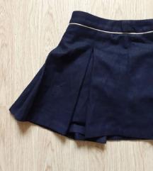 Mini suknja falte S/M