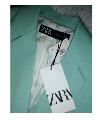 Zara mint sako✨rez