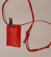 Zara kozna torbica