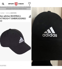 Original Adidas kacket