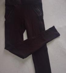 Pantalone helanke dublji struk