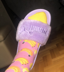 Fenty puma papuce