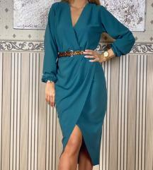 Prelepa haljina nosena jednom!