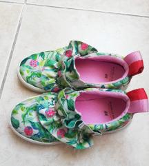 Cvetne patike za devojcicu h&m 28