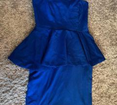 Nova Zara peplum haljina