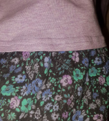 NEXT London decija floral haljina 9 god