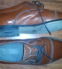 braon cipele, veličina 42