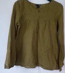 Zelena H&M bluzica