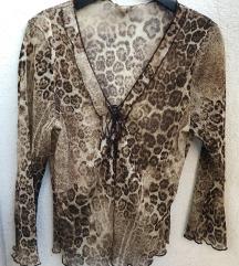 Leopard bluza