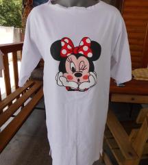 Disney bela mini haljina