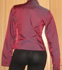 Kratka jaknica trula višnja, bordo vel. 34-36