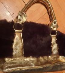 Nova torbica od pravog krzna