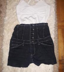 High waist - Monica's jeans