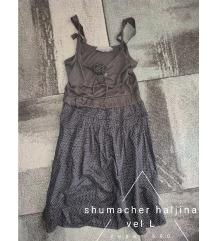 Schumacher haljina pamuk 42