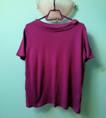 C&A ljubicasta majica vel.XL-XXL