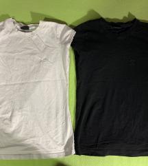 Rang majica crna/bela