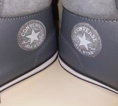 Original kožne Converse sive patike%%%