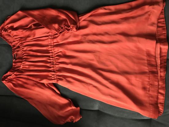H&M haljinica narandzasta