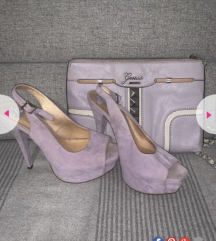 SNIZENOO Guess torba i nove sandale 38