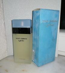 Dolce gabbana light blue 100 ml original