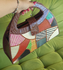 SAC Philipini rucna izrada šarena letnja tašna