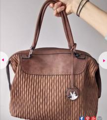 Potpuno NOVA braon kozna torba