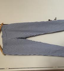 Pamučne pantalone/helanke 36-38