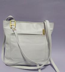 Italy kožna torba 100%prirodna koža 27x24cm