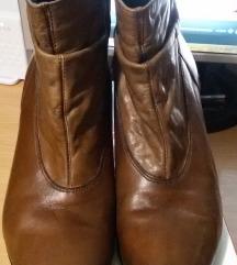 Peko cizme, prirodna koza br.40, ugg 25,5 cm