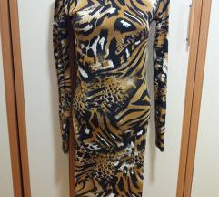 Tigrasta haljina M/L