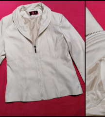 Prljavobela jaknica L/XL** AKCIJA