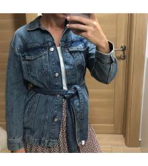 H&M oversized teksas jakna