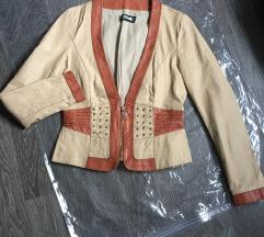 Kozna jakna vel: s/m