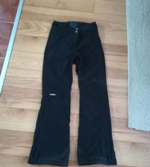 Wedze crne ski pantalone 152