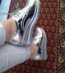 Srebrne cipele 👠
